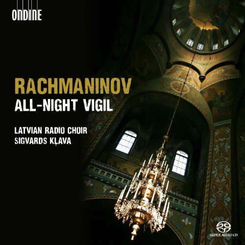 Sergei Rachmaninov All Night Vigil Op. 37