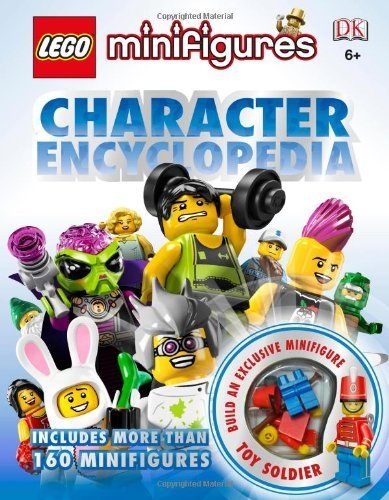 Dk Publishing Lego Minifigures Character Encyclopedia