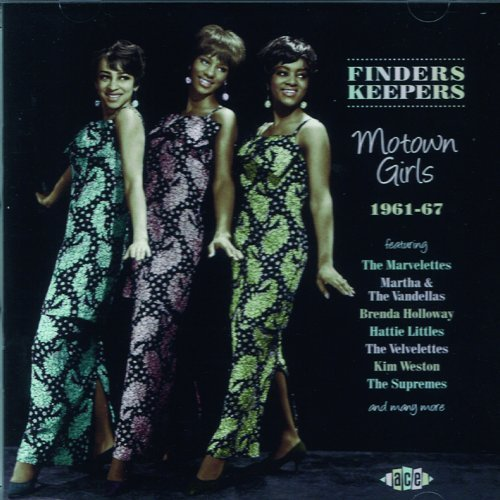 Finders Keepers Motown Girls 1 Finders Keepers Motown Girls 1 Import Gbr