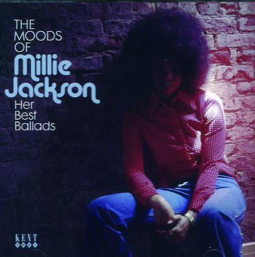 Millie Jackson Moods Of Millie Jackson Her Be Import Gbr