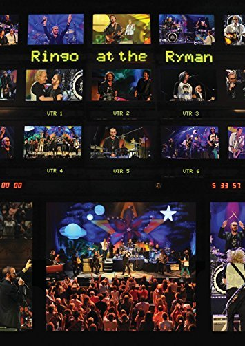 Ringo & His All Star Band Starr Ringo At The Ryman Nr