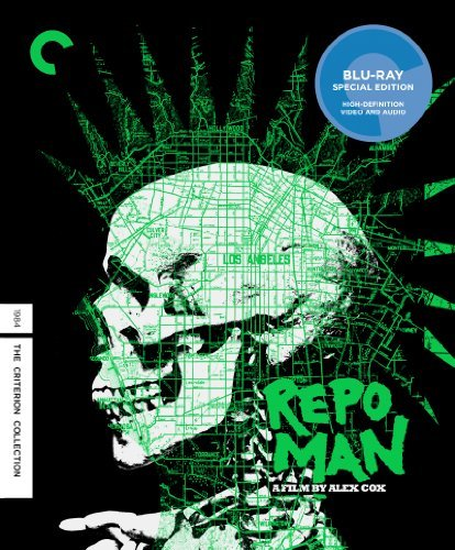 Repo Man Stanton Estevez Blu Ray R Criterion