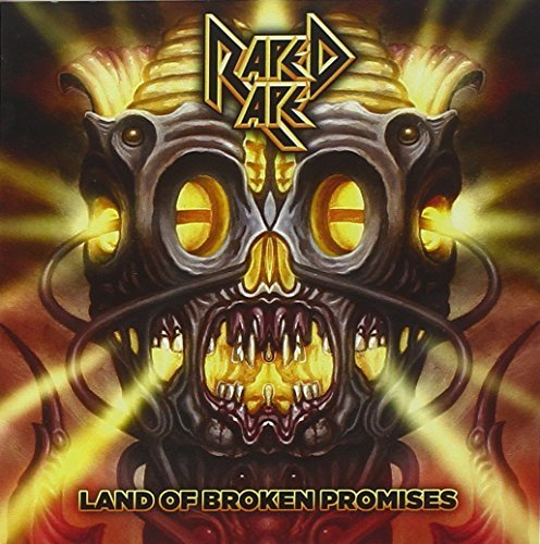 Raped Ape Land Of Broken Promises 2 CD