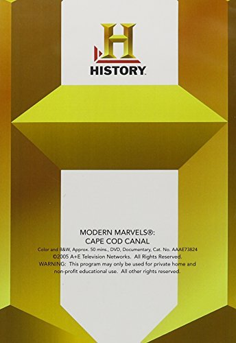 Modern Marvels Modern Marvels Cape Cod Canal Made On Demand Nr