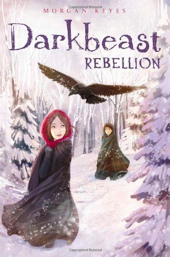 Morgan Keyes Darkbeast Rebellion