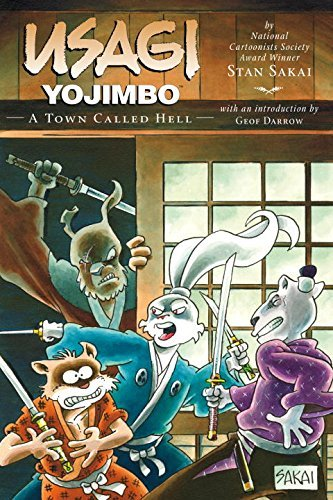 Stan Sakai Usagi Yojimbo Volume 27 A Town Called Hell