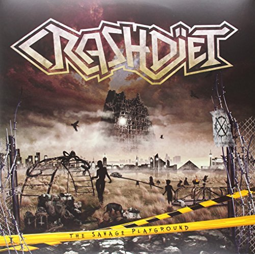 Crashdiet Savage Playground Lmtd Ed. Blue 2 Lp