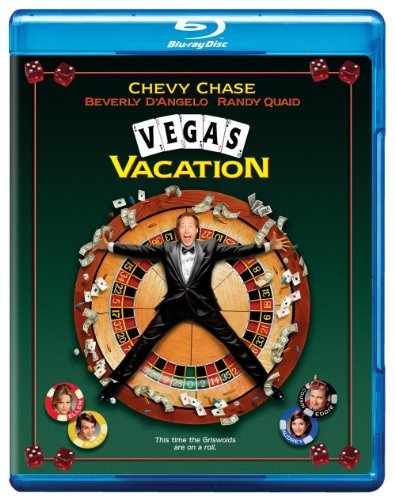 National Lampoon's Vegas Vacation Chase D'angelo Quaid Blu Ray Ws Pg