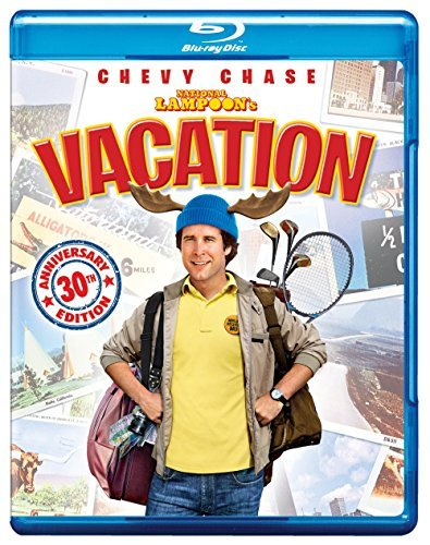 National Lampoon's Vacation Chase D'angelo Quaid Blu Ray Ws 30th Anniv. R
