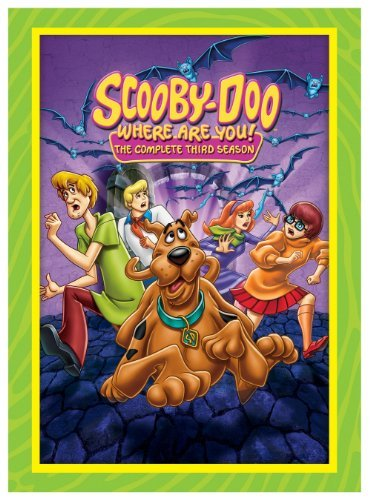Scooby Doo Where Are You Scooby Doo Where Are You Seas Season 3 Nr 2 DVD