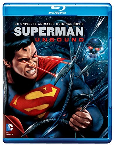 Superman Unbound Blu Ray Ws Pg13