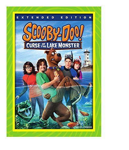 Curse Of The Lake Monster Scooby Doo Nr
