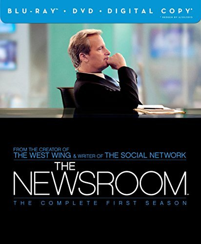 Newsroom Season 1 Blu Ray Season 1