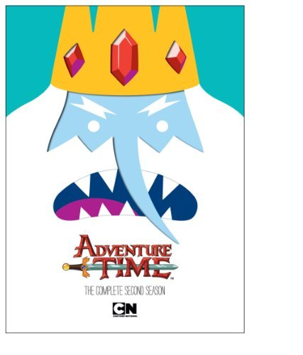 Adventure Time Season 2 DVD