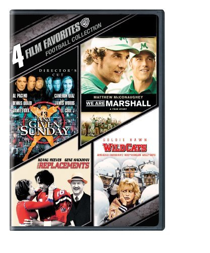 Football 4 Film Favorites Nr