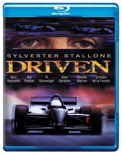 Driven Stallone Reynolds Pardue Edwar Blu Ray Ws Pg13