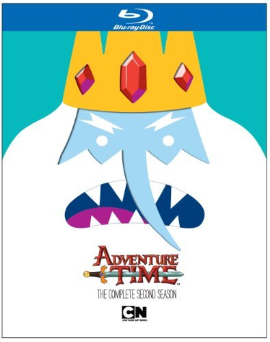 Adventure Time Season 2 Blu Ray