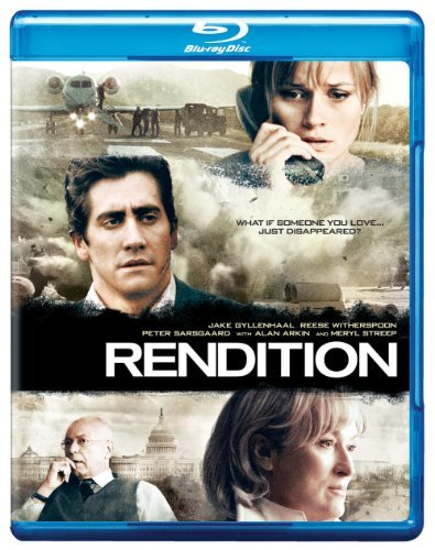 Rendition Gyllenhaal Witherspoon Sarsgaa Blu Ray Ws R