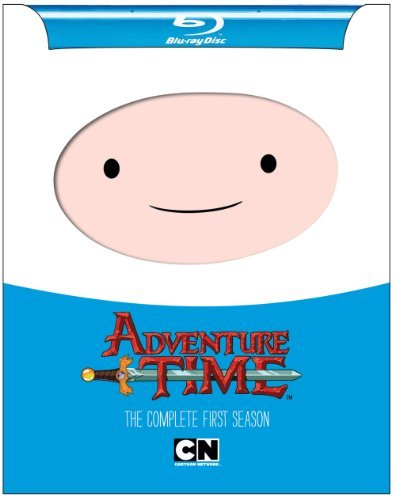 Adventure Time Season 1 Blu Ray