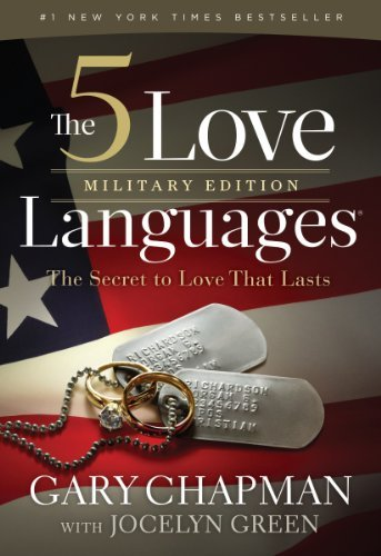 Gary Dr Chapman The 5 Love Languages The Secret To Love That Lasts Military