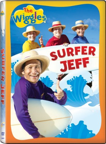 Wiggles Surfer Jeff Nr
