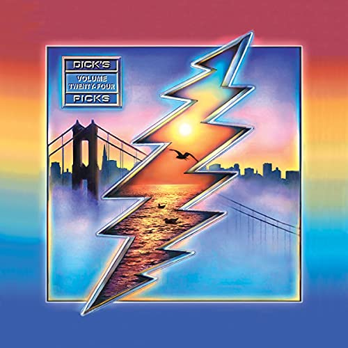 Grateful Dead Vol. 24 Dick's Picks Cow Palace Daly City Ca 3 23 74 2 CD