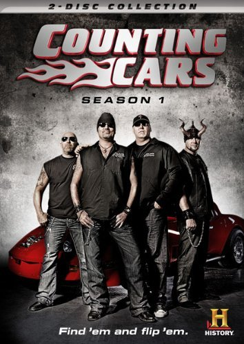 Counting Cars Season 1 Ws Tvpg 2 DVD