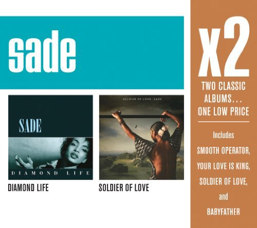 Sade X2 (soldier Of Love Diamond L