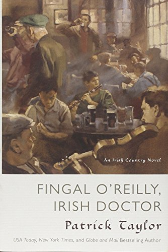 Patrick Taylor Fingal O'reilly Irish Doctor