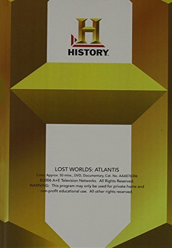 Lost Worlds Lost Worlds Atlantis Made On Demand Nr