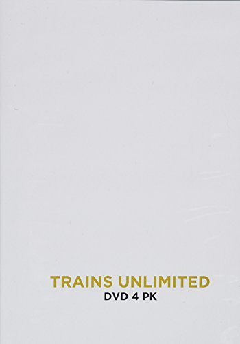 Trains Unlimited Trains Unlimited Made On Demand Nr 4 DVD
