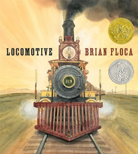 Brian Floca Locomotive