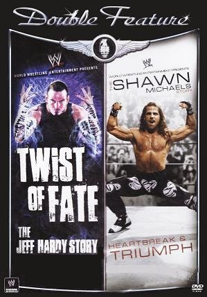 Wwe Action Pack Double Feature Twist Of Fate The Jeff Hardy Story Shawn Michaels