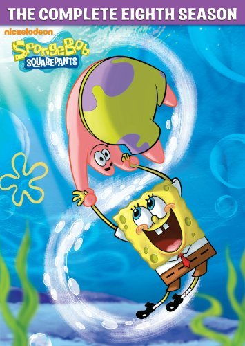 Spongebob Squarepants Season 8 DVD Nr