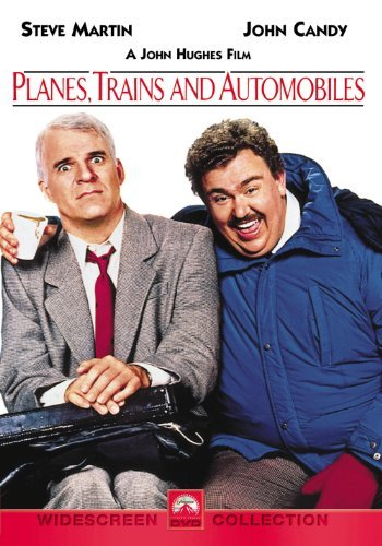 Planes Trains & Automobiles Martin Candy DVD R Ws