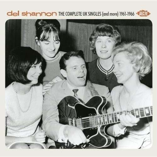 Del Shannon Complete Uk Singles & More 196 2 CD