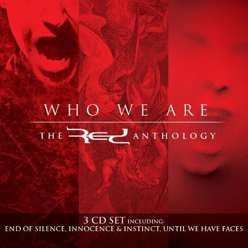 Red Who We Are The Red Anthology 3 CD