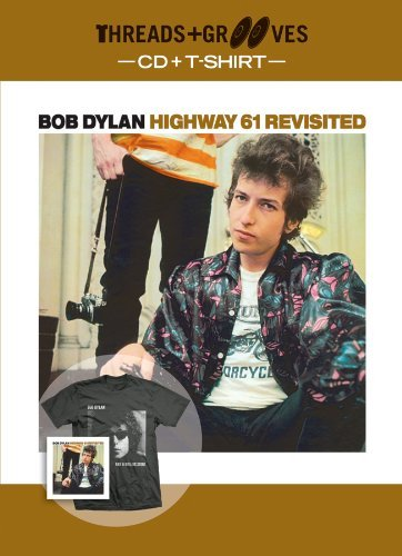 Bob Dylan Threads & Grooves (highway 61 Incl. Large T Shirt