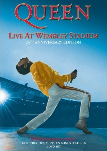 Queen Live At Wembley Nr 2 DVD