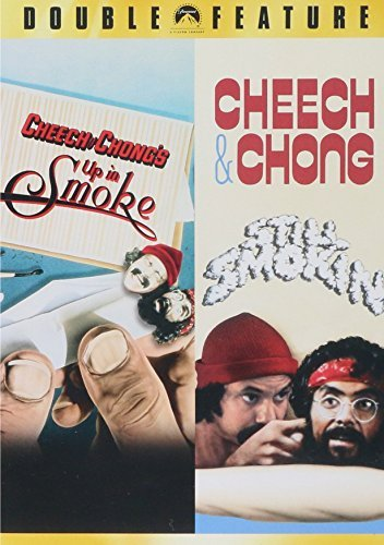 Cheech & Chong Up In Smoke Still Smokin' Double Feature DVD R