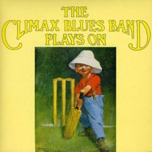 Climax Blues Band Plays On Import Gbr