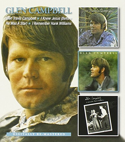 Glen Campbell Glen Travis Campbell I Knew Je 3 On 2