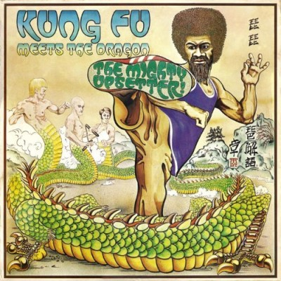Upsetters Kung Fu Meetsthe Dragon 180gm Vinyl Double Vinyl