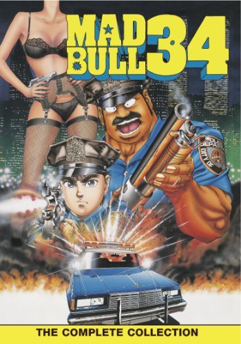 Mad Bull 34 Complete Series Nr