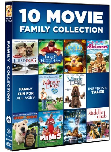 10 Movie Family Collection 10 Movie Family Collection Fs Ws Nr 2 DVD