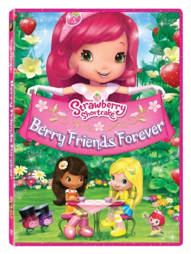Strawberry Shortcake Berry Friends Forever Ws Nr