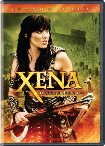 Xena Warrior Princess Season 4 DVD