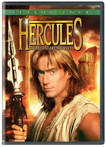 Hercules The Legendary Journeys Season 4 DVD Nr 5 DVD
