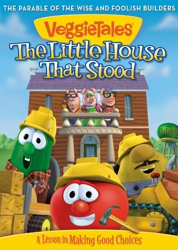 Veggie Tales Little House That Stood Ws Nr