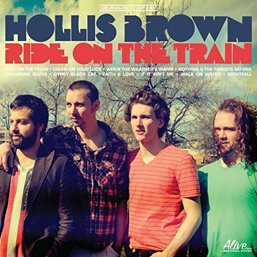 Hollis Brown Ride On The Train Digipak